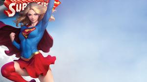 Dc Comics Supergirl 2560x1440 Wallpaper