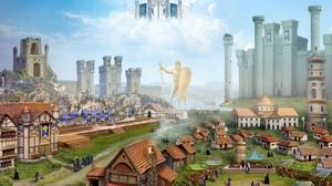 Heroes Of Might And Magic Heroes Of Might And Magic 3 Artwork Video Games Castle 2500x1749 Wallpaper