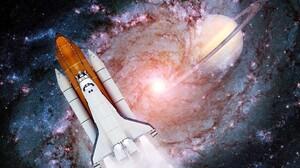 Vehicles Space Shuttle 2490x1620 Wallpaper