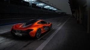 Vehicles McLaren P1 1920x1200 Wallpaper