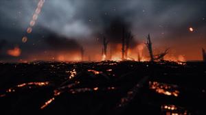 Battlefield 1 Fire 2560x1440 Wallpaper