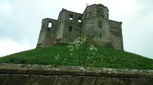 Man Made Warkworth Castle 1920x1080 wallpaper