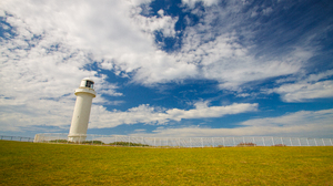 Landscape Australia Lighthouse Sky Fence Outdoors Clouds 4752x3168 Wallpaper