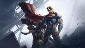 Batman Batman Hush Superman 2800x1575 Wallpaper