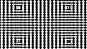 Abstract Black Amp White Digital Art Kaleidoscope 6000x4000 Wallpaper