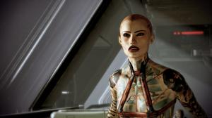Jack Mass Effect 2560x1441 Wallpaper