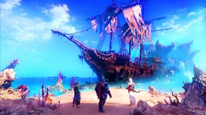 Video Game Trine 3 The Artifacts Of Power 1920x1080 Wallpaper