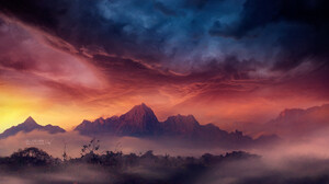 Fantasy Landscape 1920x1080 wallpaper
