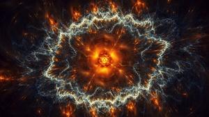 Explosion Supernova 1920x1080 Wallpaper