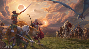 The Elder Scrolls Online Elsweyr The Elder Scrolls Online RPG Video Games PC Gaming 2019 Year 1920x1080 Wallpaper