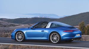 Porsche Porsche 911 Targa 4s 3600x2269 Wallpaper