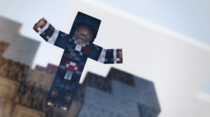 Assassin Assassin 039 S Creed Minecraft 3840x2160 Wallpaper