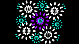 Colorful Shapes Vector 1920x1080 Wallpaper