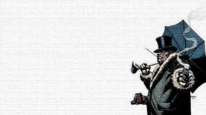 Penguin Dc Comics 1920x1080 Wallpaper