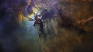 Space Hubble Nebula Deep Space Astronomy 5353x6300 Wallpaper