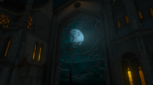 The Witcher 3 Night Moonlight Toussaint The Witcher 3 Wild Hunt 1920x1080 Wallpaper