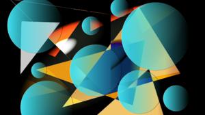 Colors Digital Art 3572x2526 Wallpaper