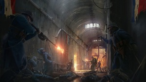 Battle Battlefield 1 Death Soldier Weapon 1920x1080 Wallpaper