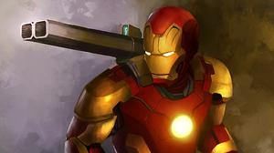 Iron Man Marvel Comics 2000x1125 wallpaper