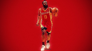 Basketball Houston Rockets James Harden Nba 3840x2400 Wallpaper