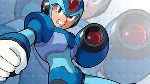 Video Game Mega Man X 1440x900 Wallpaper