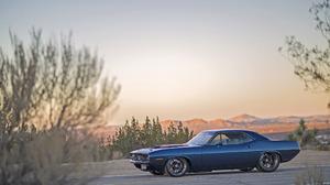 Hot Rod Mopar Muscle Car Plymouth Barracuda 2040x1360 Wallpaper