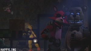 Video Game Five Nights At Freddy 039 S 2 2560x1440 wallpaper