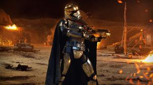 Captain Phasma Star Wars Star Wars Episode Vii The Force Awakens 7020x4680 Wallpaper