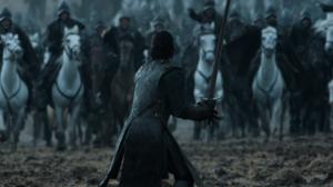 Jon Snow Aegon Targaryen Game Of Thrones War Cavalry 1920x1080 Wallpaper