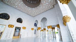 Religious Sheikh Zayed Grand Mosque 3004x2005 wallpaper