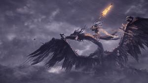 Dark Souls Iii 2351x1205 Wallpaper
