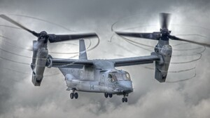 Military Bell Boeing V 22 Osprey 1920x1200 Wallpaper