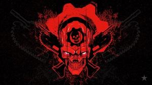 Gears Of War 4 Skull 1920x1080 Wallpaper