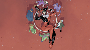 Harley Quinn 2560x1440 Wallpaper