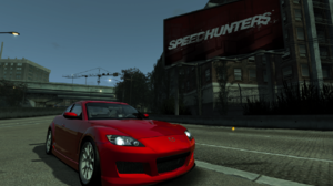 Mazda RX 8 Vehicle Car Video Games Need For Speed World 1280x800 Wallpaper