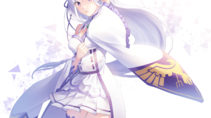 Emilia Re Zero 2103x1774 wallpaper