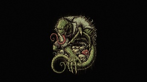 Lizard Lizard Marvel Comics Skull 2500x1280 wallpaper