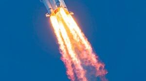 CZ 5 Rocket Rocket Sky Vehicle 1875x3000 Wallpaper