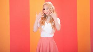 SNSD Taeyeon Kim Taeyeon K Pop Asian Korean Women Singer SNSD Girls Generation 6720x3780 Wallpaper