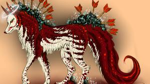 Fantasy Creature 3000x2000 Wallpaper