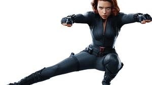 Black Widow Scarlett Johansson 5000x3475 Wallpaper