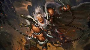 Barbarian Diablo Iii Diablo Iii 1920x1200 Wallpaper
