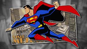 Superman DC Comics Comic Art 3840x2160 Wallpaper