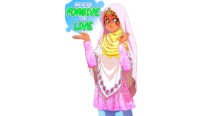 Girl Hijab 2800x1500 wallpaper