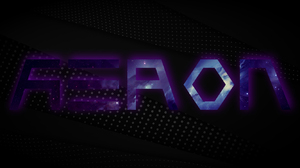 Text Space Texture Shadow Neon 1332x850 Wallpaper