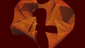 Chaoscope Software Brown Shapes Digital Art 1600x1200 Wallpaper