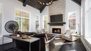 Fireplace Furniture Living Room Room 2048x1365 Wallpaper