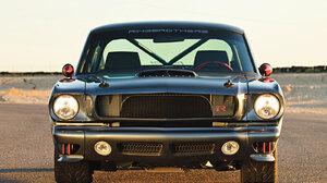 Classic Car Ford Muscle Car 1600x1200 Wallpaper