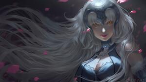 Jeanne D 039 Arc Alter Ruler Fate Grand Order Avenger Fate Grand Order Jeanne D 039 Arc Fate Series 1920x1080 wallpaper