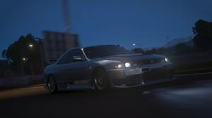 Japanese Cars Forza Horizon 4 Night Night Runner 1920x1080 wallpaper